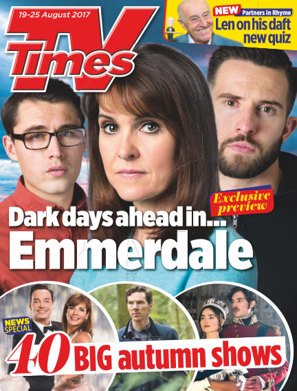 TV Times August 15, 2017 00:00