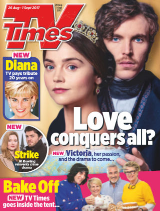 TV Times 26th August 2017