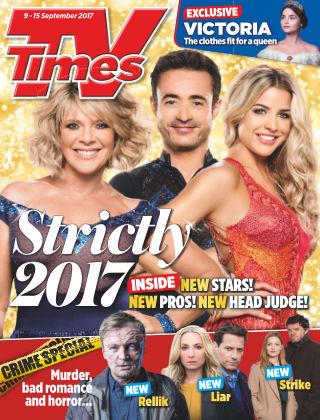 TV Times 9th September 2017