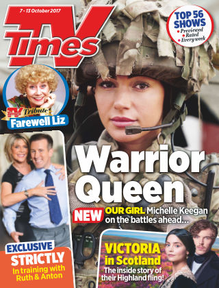 TV Times 7th October 2017