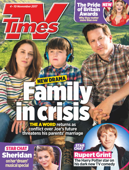 TV Times October 31, 2017 00:00