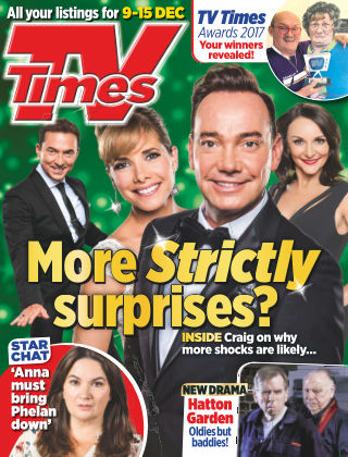 TV Times 9th December 2017