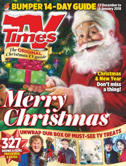 TV Times December 12, 2017 00:00