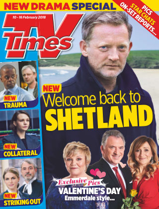 TV Times 13th February 2018