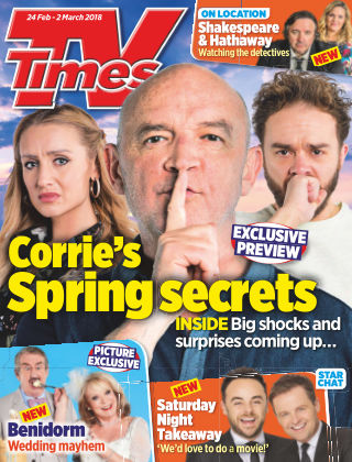 TV Times 27th February 2018