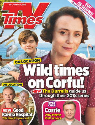 TV Times 20th March 2018