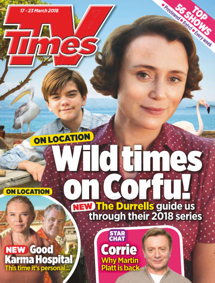 TV Times March 13, 2018 00:00