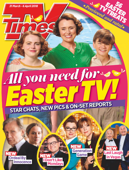 TV Times March 27, 2018 00:00