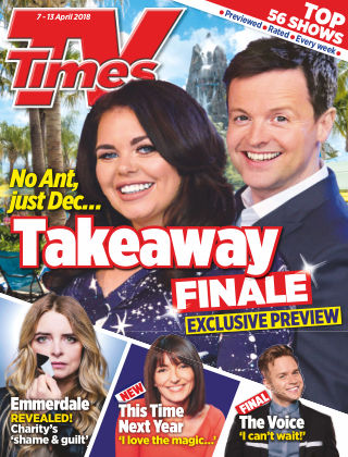 TV Times 10th April 2018