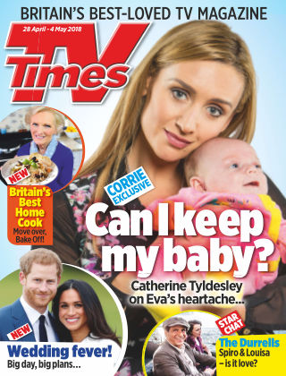 TV Times 1st May 2018