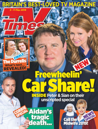 TV Times 8th May 2018