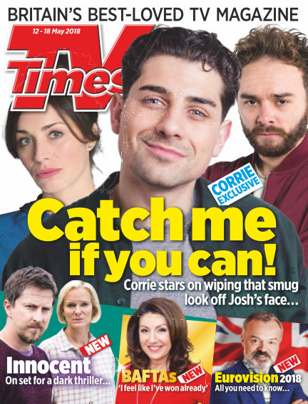 TV Times May 08, 2018 00:00