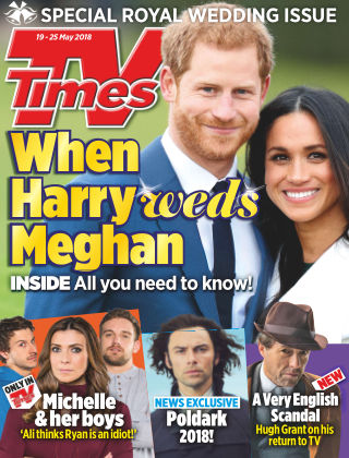 TV Times 22nd May 2018