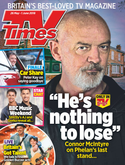 TV Times May 22, 2018 00:00