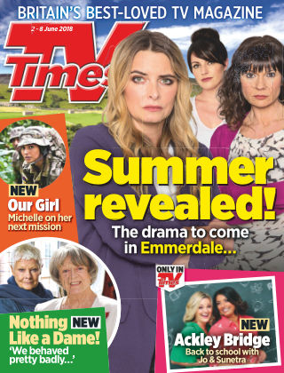 TV Times 5th June 2018