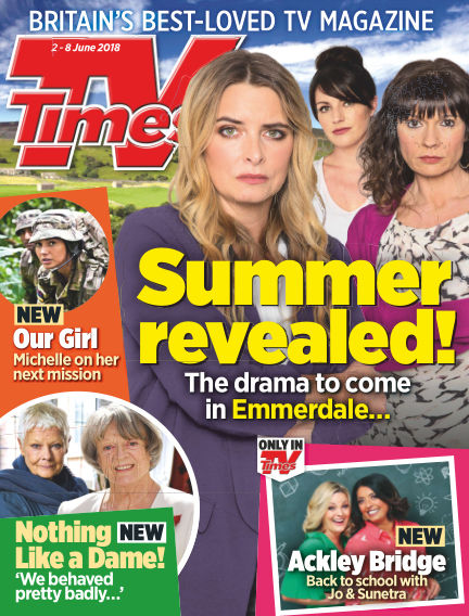TV Times May 29, 2018 00:00