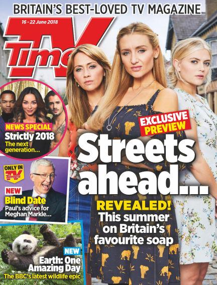 TV Times June 12, 2018 00:00