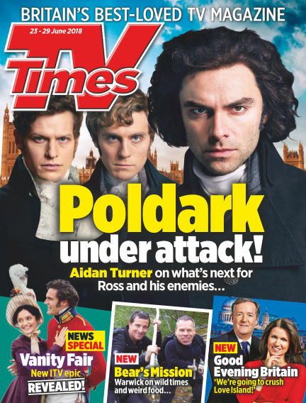 TV Times June 19, 2018 00:00