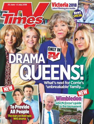 TV Times 30th June 2018