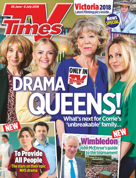 TV Times June 26, 2018 00:00