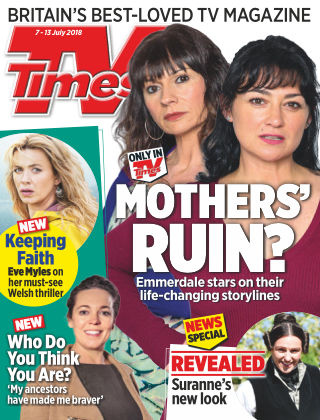 TV Times 7th July 2018