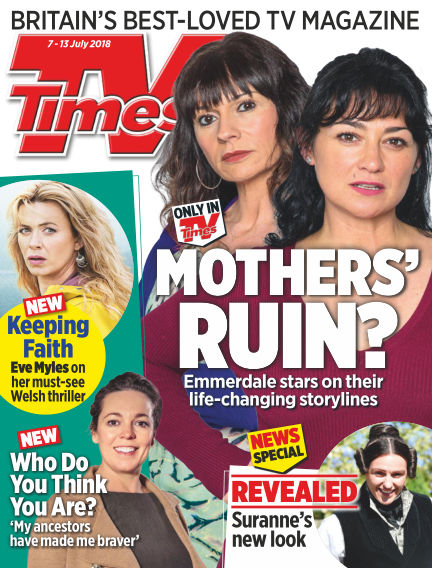 TV Times July 03, 2018 00:00