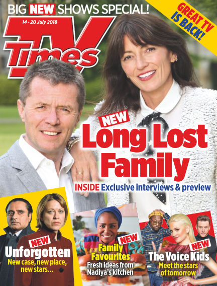 TV Times July 10, 2018 00:00