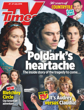 TV Times 21st July 2018
