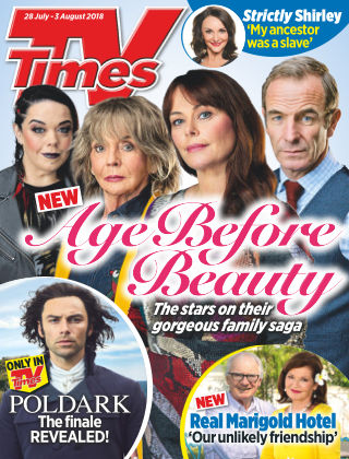TV Times 28th July 2018