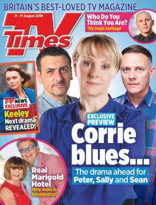 TV Times 11th August 2018