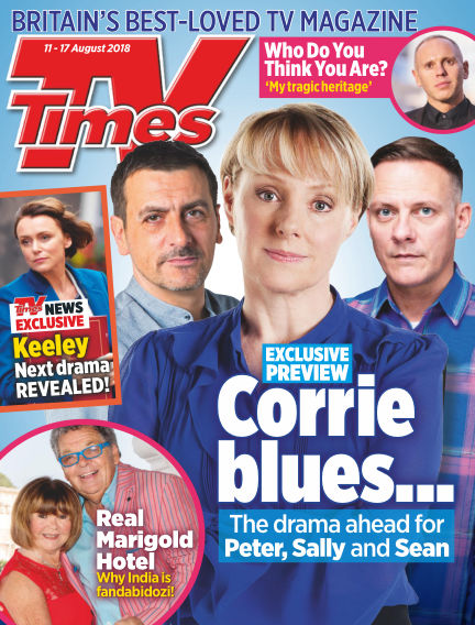 TV Times August 07, 2018 00:00