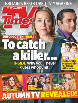 TV Times 18th August 2018