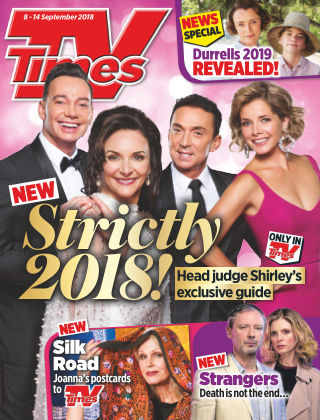 TV Times 8th September 2018
