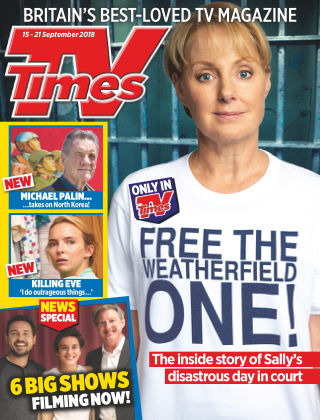 TV Times 15th September 2018