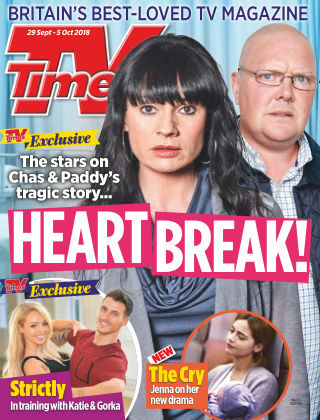 TV Times 29th September 2018