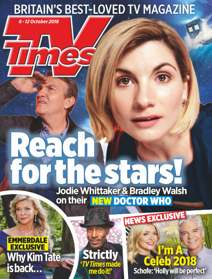 TV Times October 02, 2018 00:00