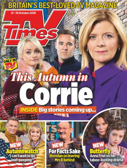 TV Times October 09, 2018 00:00