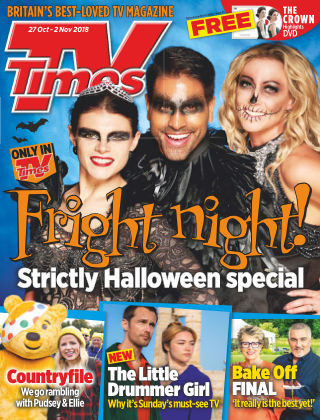 TV Times 27th October 2018