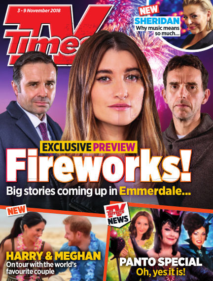 TV Times October 30, 2018 00:00