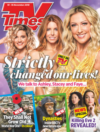 TV Times 10th October 2018
