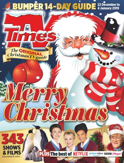 TV Times December 11, 2018 00:00