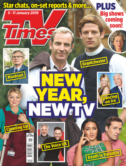 TV Times December 28, 2018 00:00