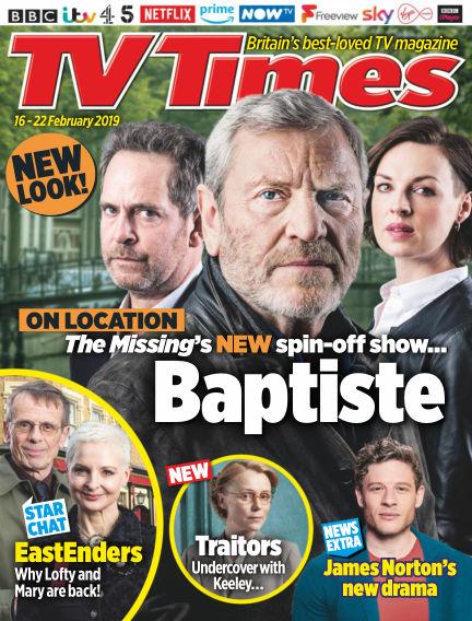 TV Times February 12, 2019 00:00