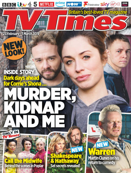 TV Times February 19, 2019 00:00