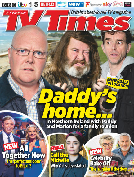 TV Times February 26, 2019 00:00