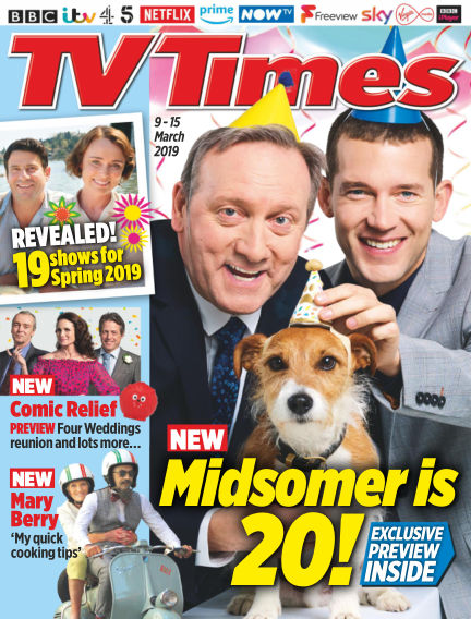TV Times March 05, 2019 00:00