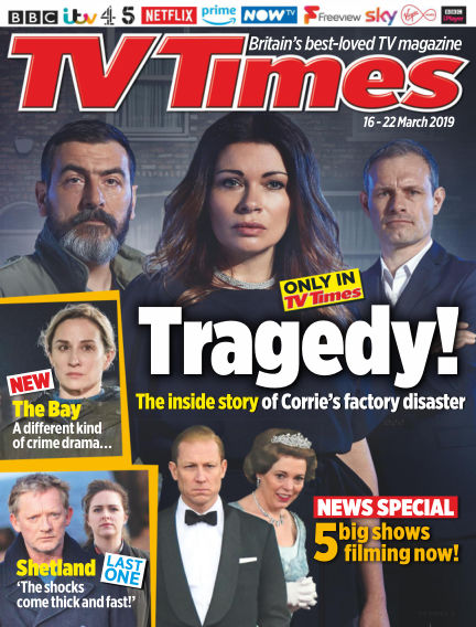 TV Times March 12, 2019 00:00