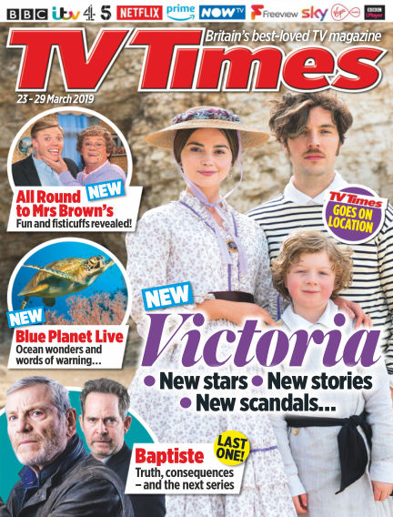 TV Times March 19, 2019 00:00