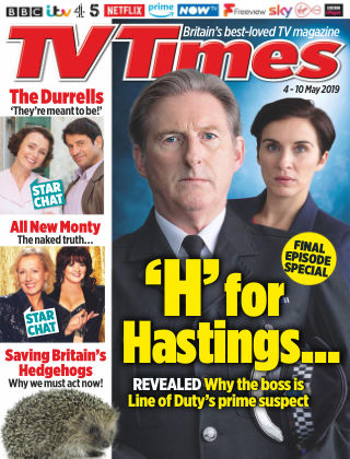 TV Times May 4 2019