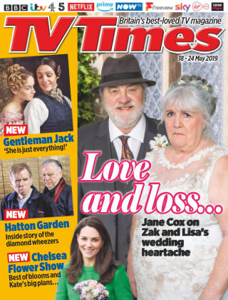TV Times May 18 2019
